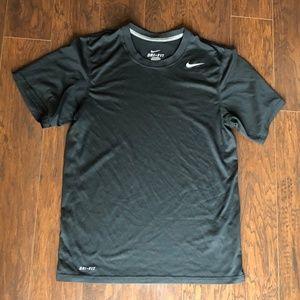Nike Black Dri-Fit T-shirt - Small
